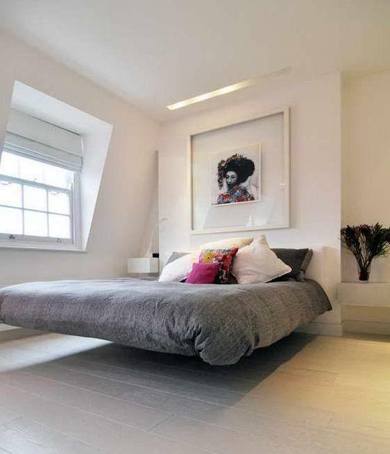 Какими бывают подвесные кровати