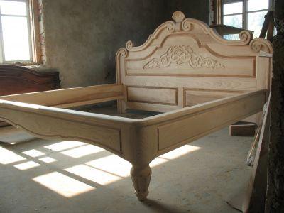 Каркас мебели из дуба