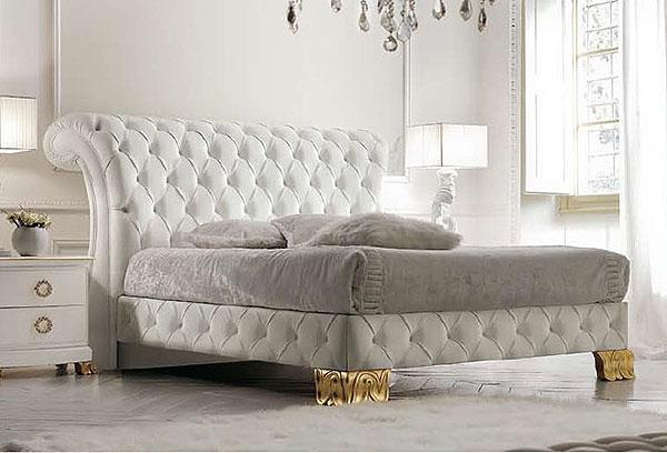 Классика двуспальной кровати