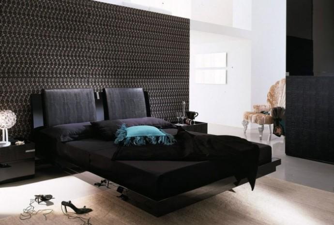 Количество мебели не должно превышать пяти элементов