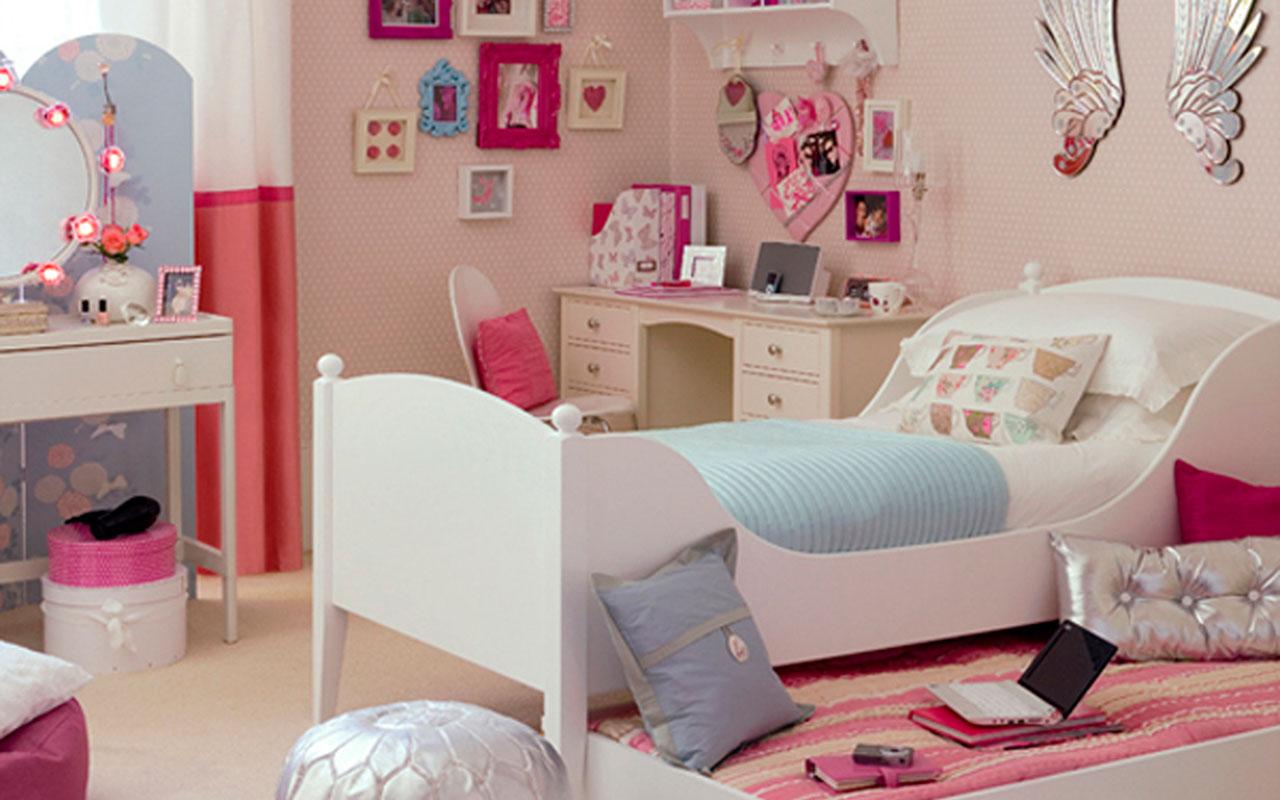 Комната для девочки 5 лет в розовом цвете