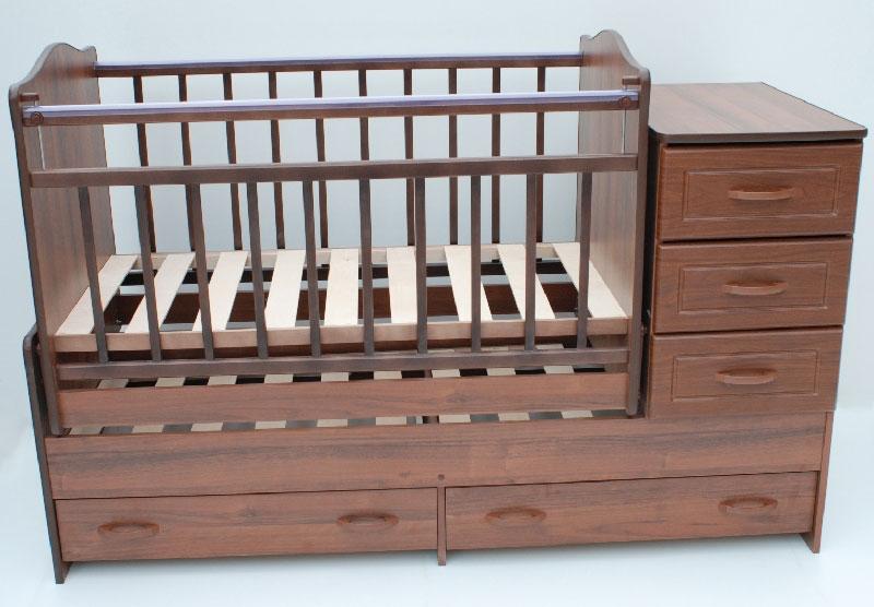 Комод-кровать для ребенка