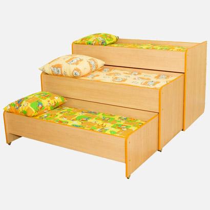 Корпусная мебель для детских садов