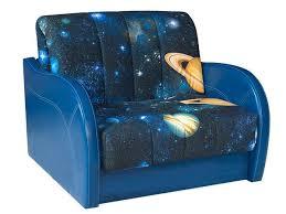 Космический принт на покрытии мебели