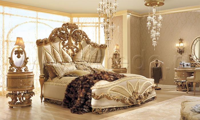 Креативное изголовье кровати