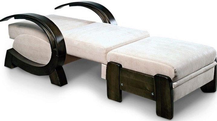 Кресла-кровати небольших размеров для маленьких комнат