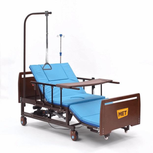 Кресло кровать медицинская функциональная с туалетом