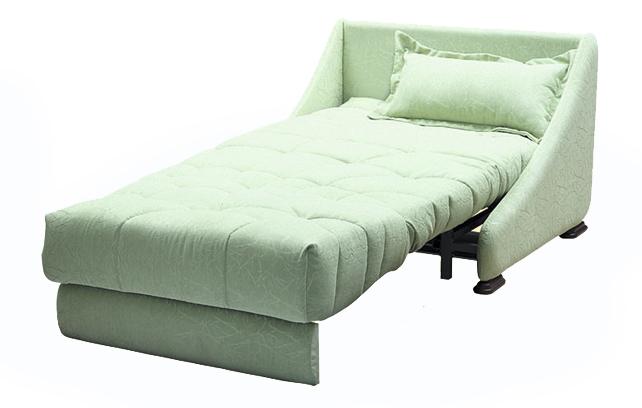 Кресло-кровать самая полезная и нужна деталь мебели