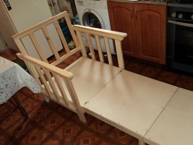 Кресло кровать своими руками