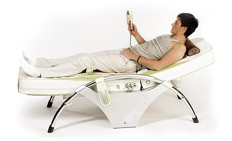 Кровать для лечебного массажа