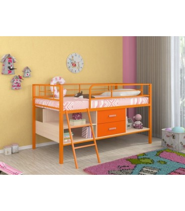 Кровать для маленьких детей