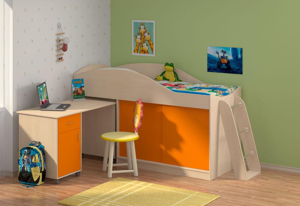 Кровать для малышей