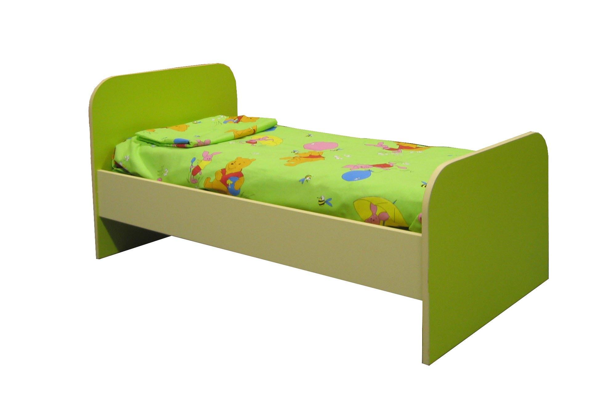 Кровать дошкольная