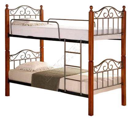 Кровать двухъярусная для детской комнаты