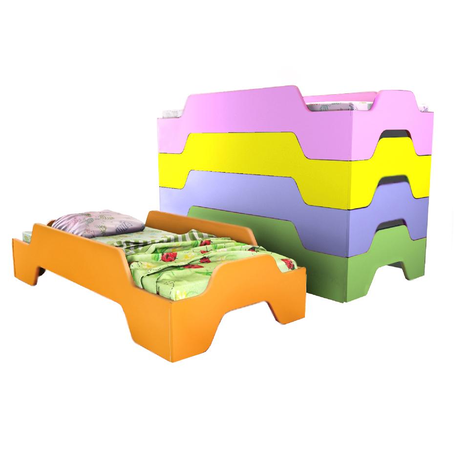 Кровать калейдоскоп
