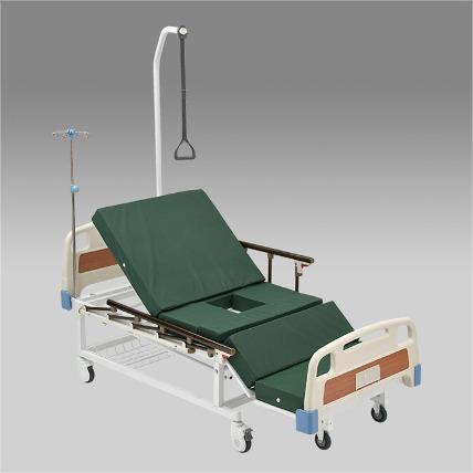 Кровать медицинская механического типа