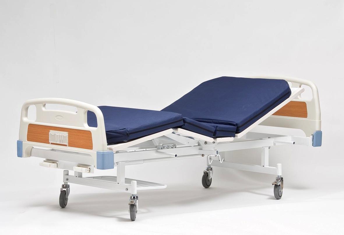 Кровать механическая