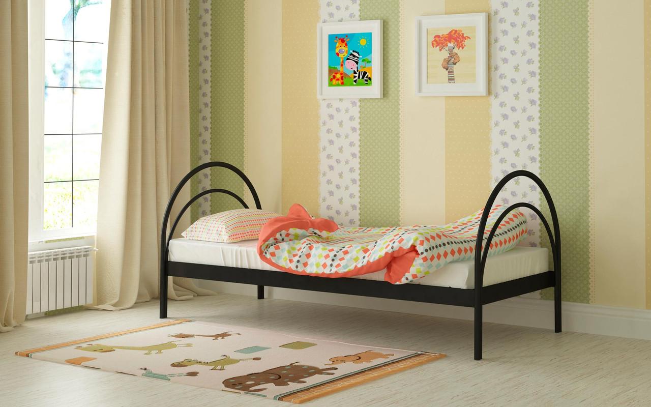 Кровать металлическа