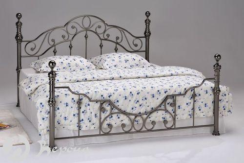 Кровать на основе никеля