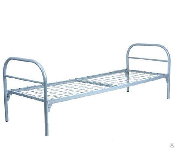 Кровать односпальная для дачи