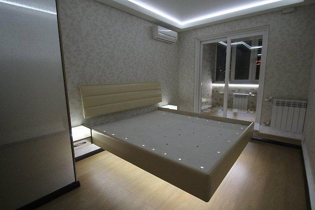 Кровать парящая