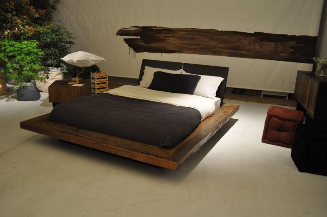 Кровать — платформа