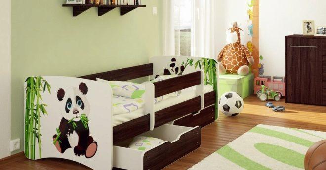 Кровать с бортиком для детей - это отличное решение