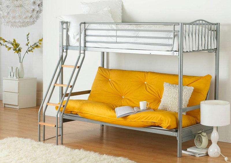 Кровать с диваном