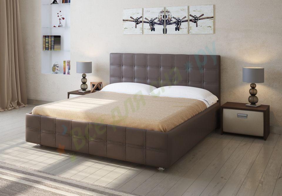 Кровать с мягким основанием