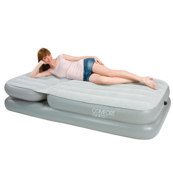 Кровать-шезлонг для дома