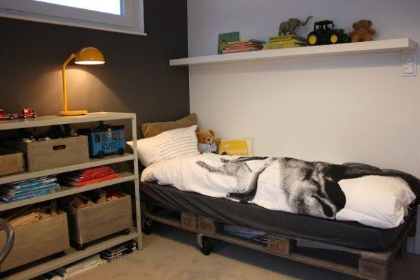 Кровать своими руками в спальню