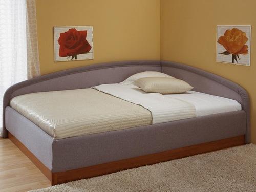 Кровать тахта угловая с подъемным механизмом