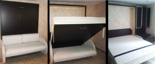 Кровать трансформер для взрослых