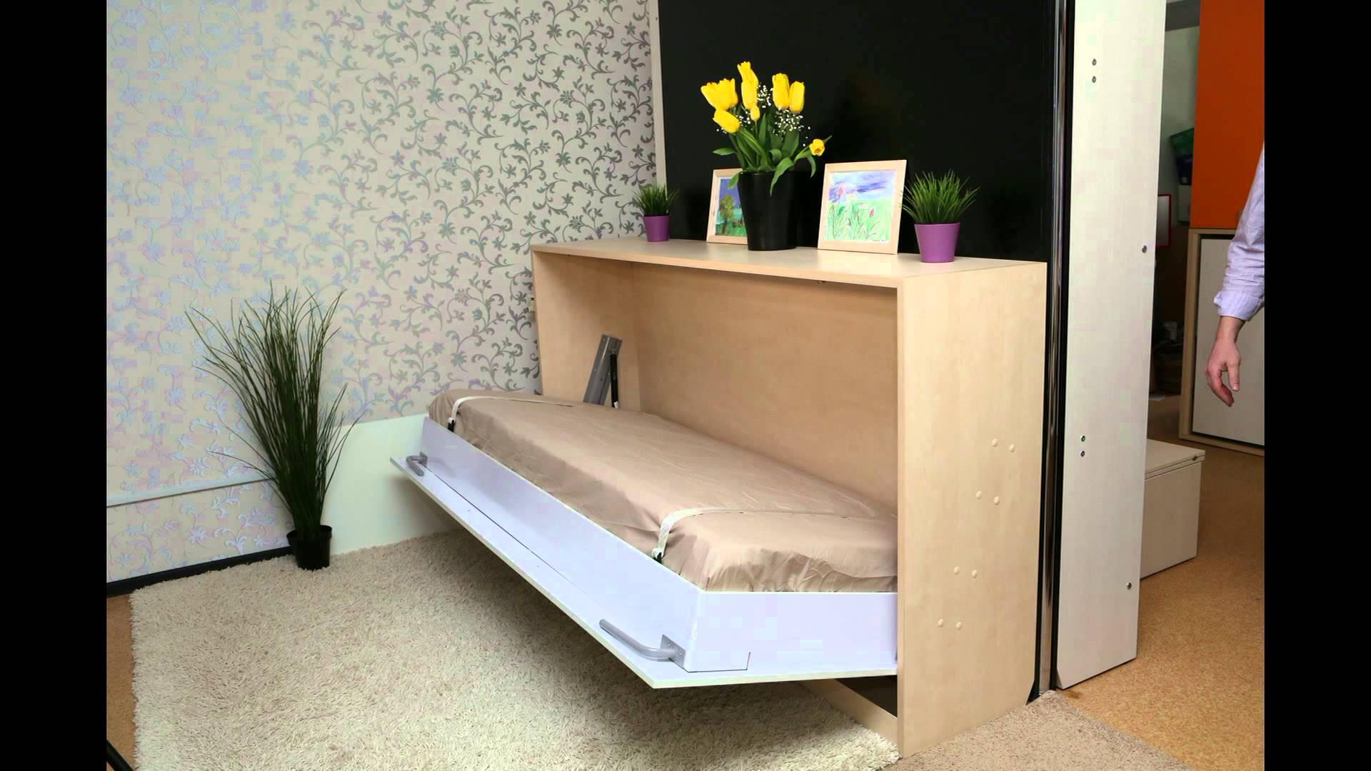 Кровать трансформер вертикального типа