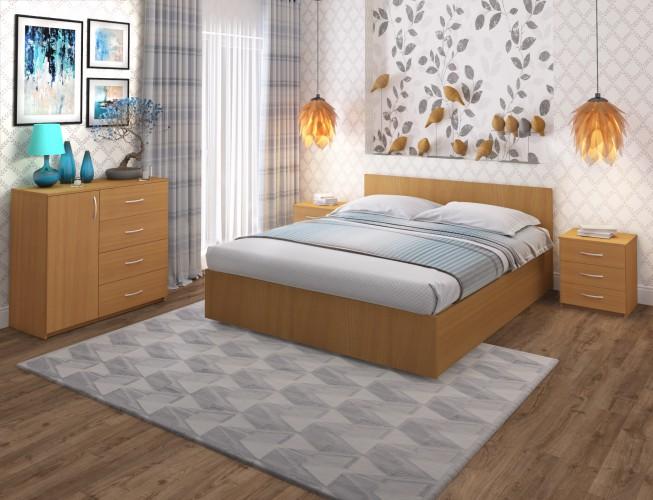 Кровати из ламинированного ДСП