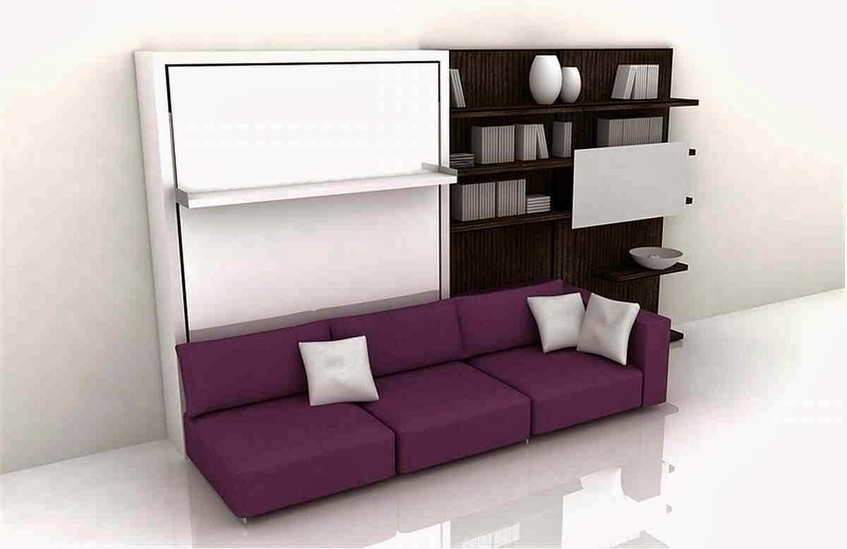 Кровати-трансформеры с диваном - виды и использование механизмов