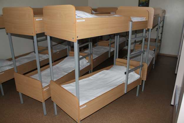 Кровати в два яруса