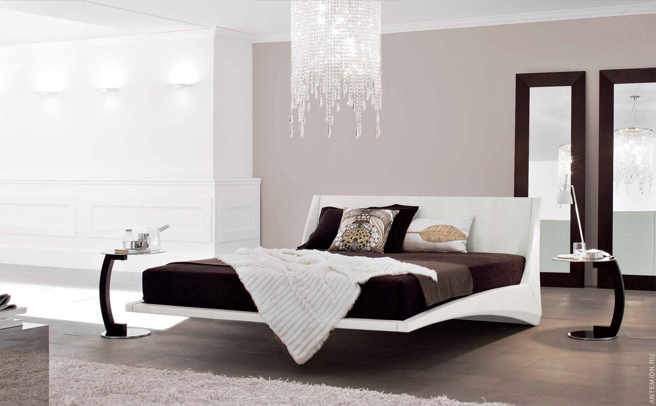 Кровати в стиле хай-тек