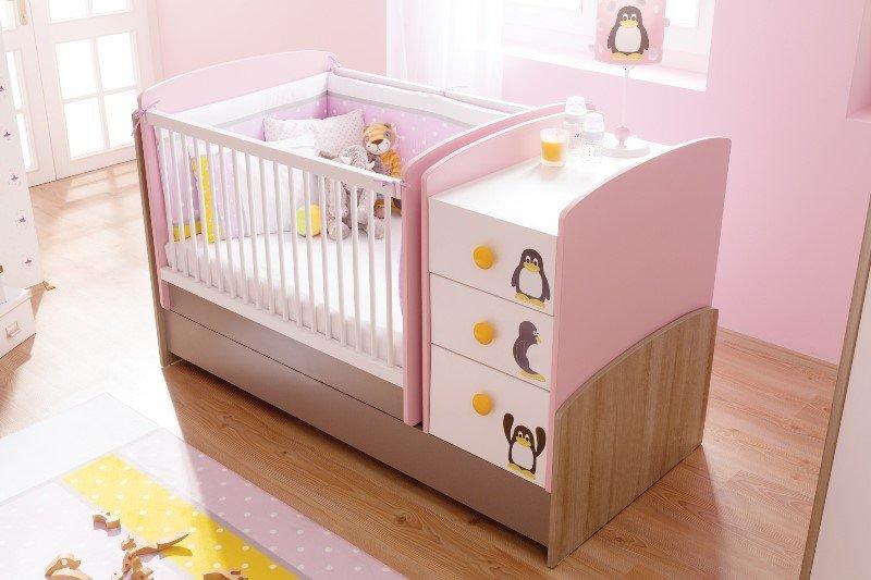 Кроватка для новорожденного - на что обратить внимание