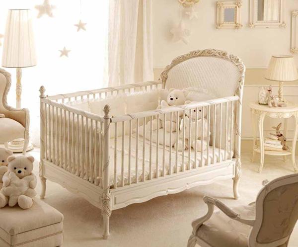 Кроватки для новорождённых классическая
