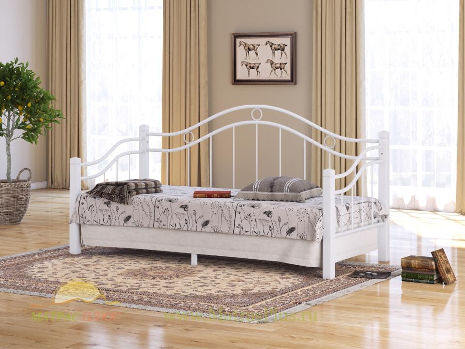 Малазийская кровать-кушетка