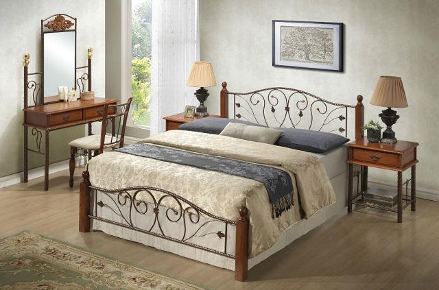 Малазийские кованые кровати