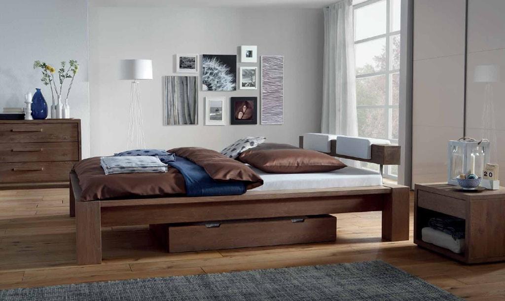 Массивная современная мебель