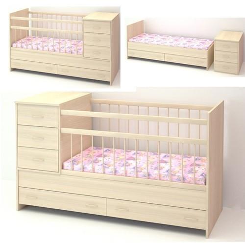 Мебель для сна с комодом