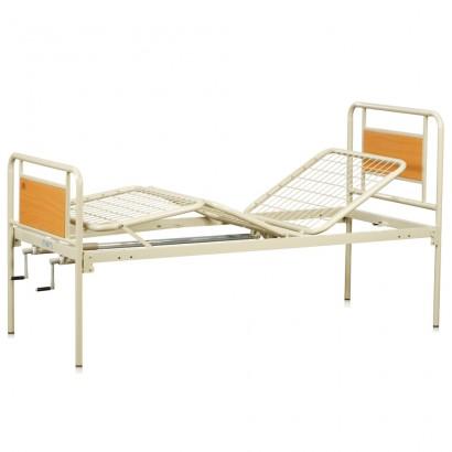 Медицинская кровать трехсекционная