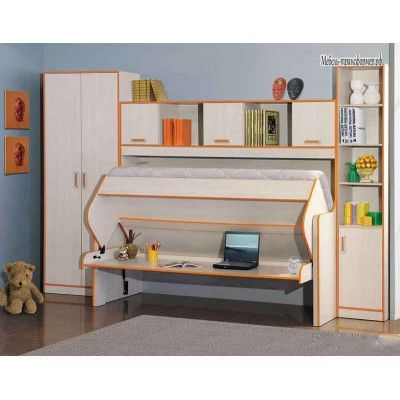 Механизм рабочий стол кровать трансформер школьный