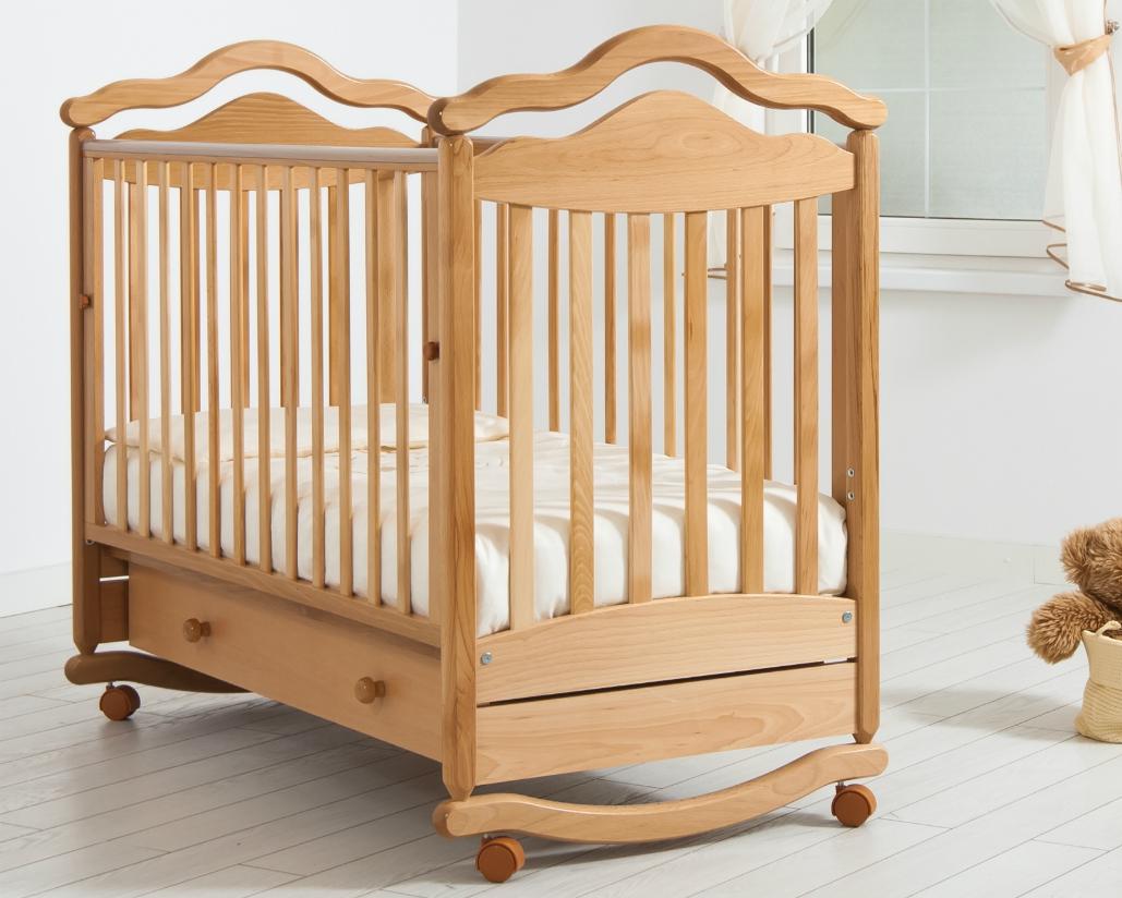 Модель кроватки