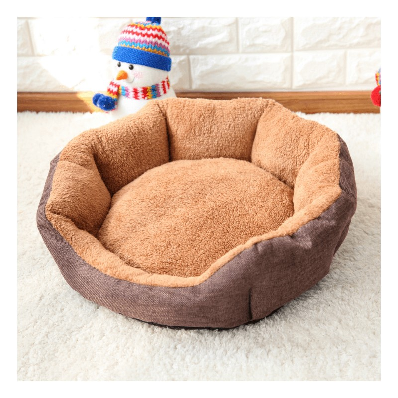 Мягкий лежак для дома