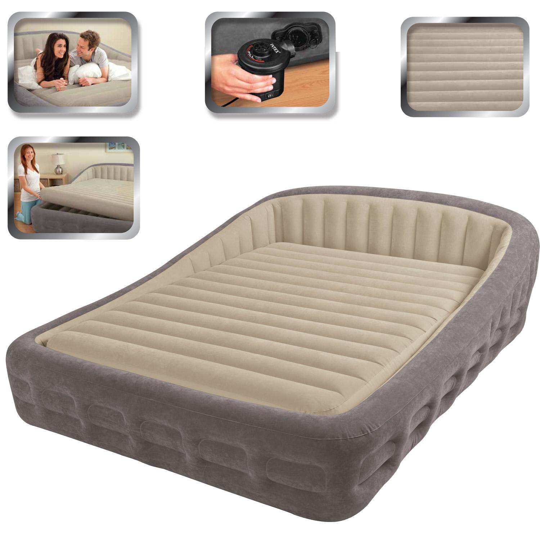 Надувная двухспальная кровать Intex 67972