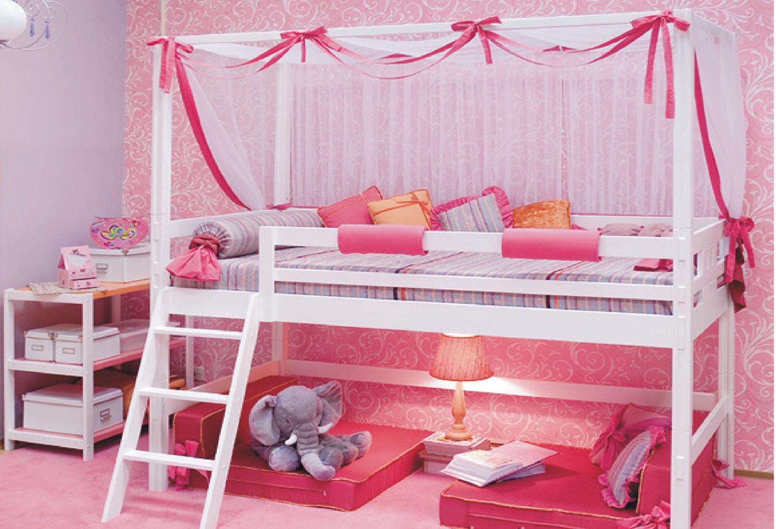Кровать для девочки своими рук фото 315